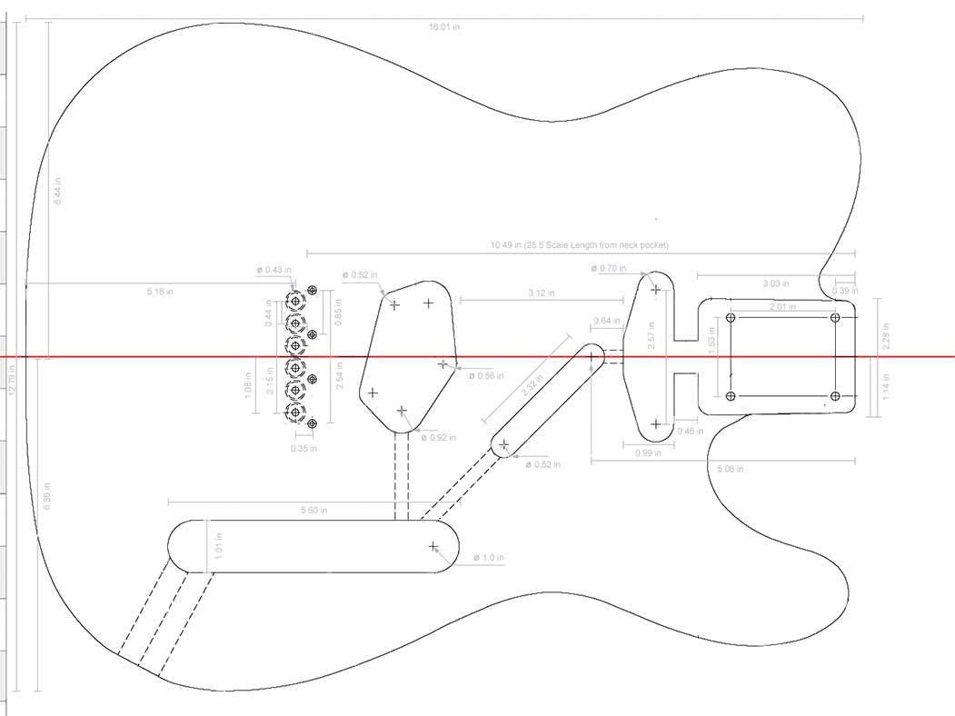 Fender Strat Pickguard Size Best 2018 Wiring Questions On New Guitar Telecaster Forum 22 To 21 Frets Gap